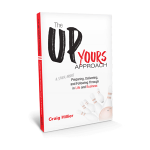 Up Yours - by Craig Hillier
